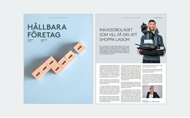 Arikel Hallbara Foretag