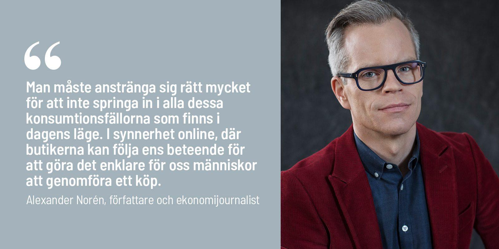 Bild på Alexander Norén